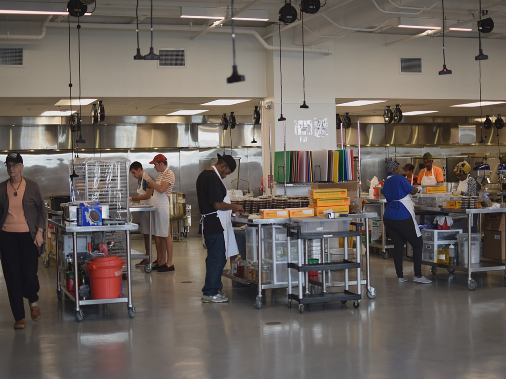 DC social enterprise: Union Kitchen