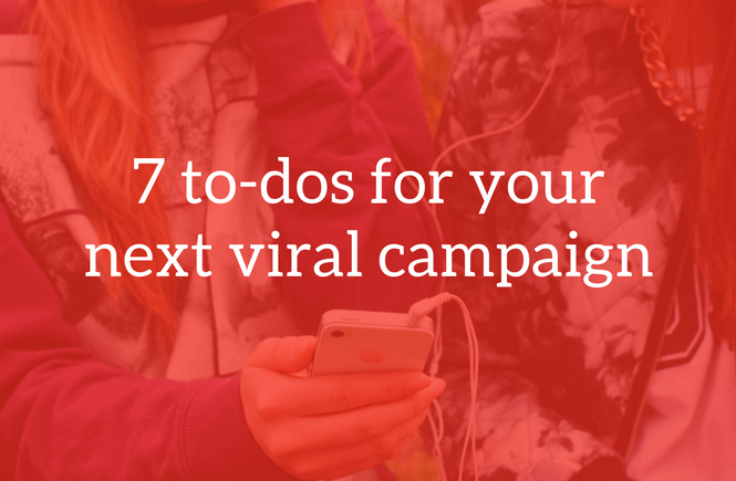 DIY your next viral marketing campaign