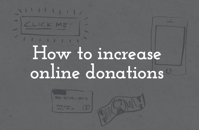 6 ways to increase online donations