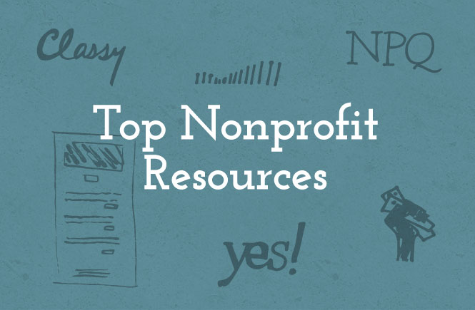 top 12 nonprofit resources everyone needs to know